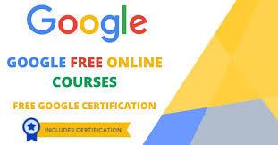 google certification image