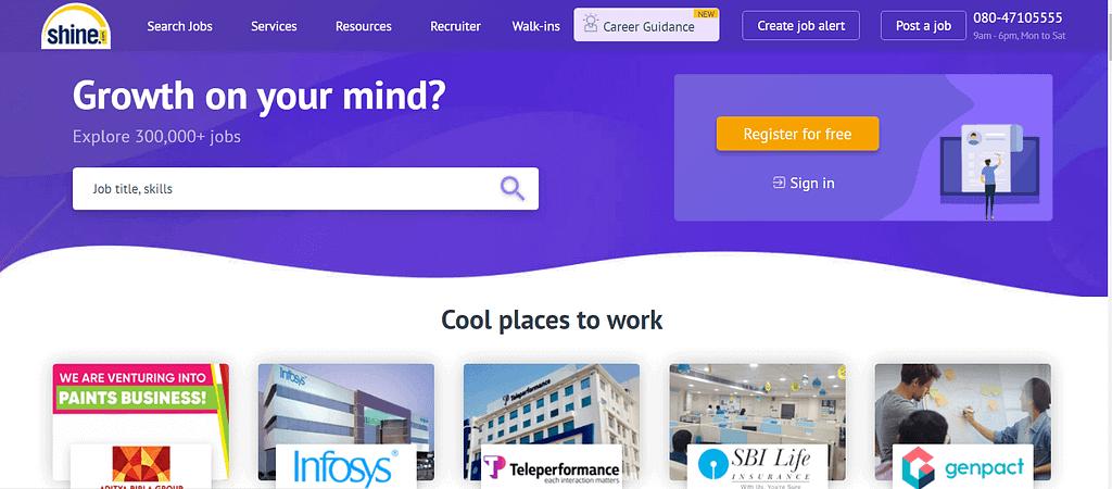 jobs portals in india